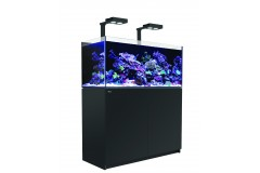 Red sea reefer deluxe 350 noir (2 hydra 26 hd et 2 potences)