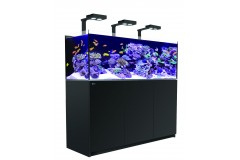 Red sea reefer deluxe 450 noir (3 hydra 26 hd et 3 potences)