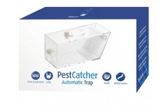 Blue marine pest catcher