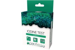 Colombo marine iodine test (colour 1)