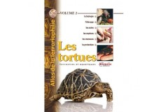 Atlas terrariophilie volume 2 Tortues