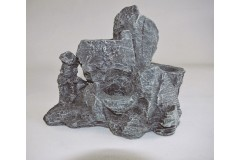 Sf scapers rock 12 planty(24x14x19cm)