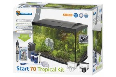Sf aqua start 70 tropical kit noir