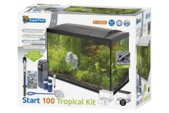 SF AQUA START 70 TROPICAL KIT BLANC