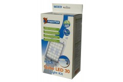 Sf lampe complete qube 15 led